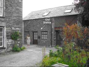 The Old Stable Machynlleth